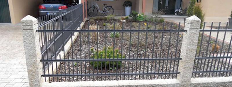 Häufig Zaun und Gartenzaun setzen in Erlangen und Forchheim VS56